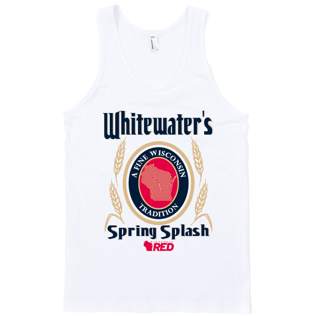 Whitewater: Spring Splash - Whitewater Lite Tank Top