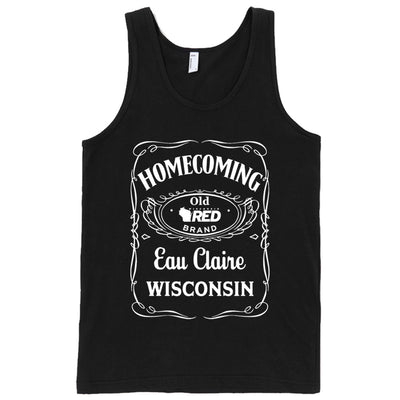 Eau Claire Homecoming: Old EC Tank Top
