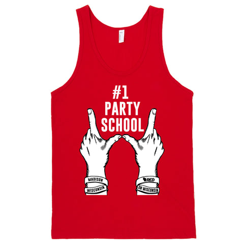 Madison: #1 Hands Tank Top