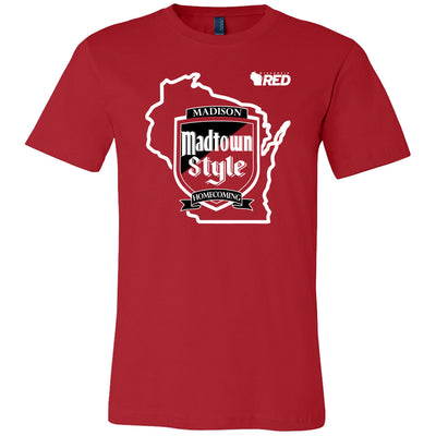 Madison: Homecoming - Madtown Style T-Shirt