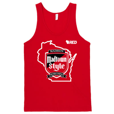 Madison: Homecoming - Madtown Style Tank Top