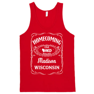 Madison: Homecoming - Old Madison Tank Top