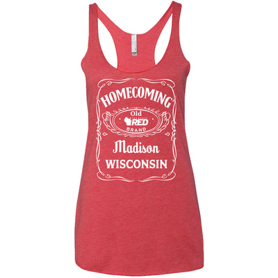 Madison: Homecoming - Old Madison Racerback