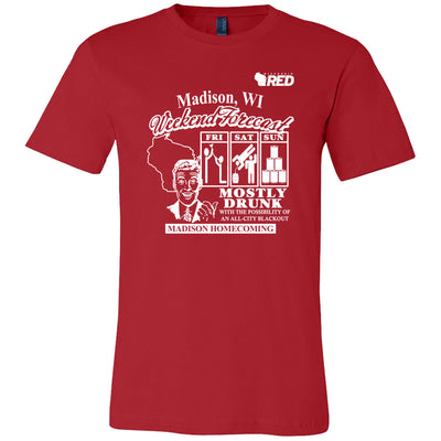 Madison: Homecoming - Weekend Forecast T-Shirt