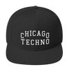 Microdot: Chicago Techno Snapback Hat