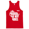 Proud of My Address Tank Top