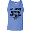 Oktoberfest: Welcome to the Sh*tshow Tank Top