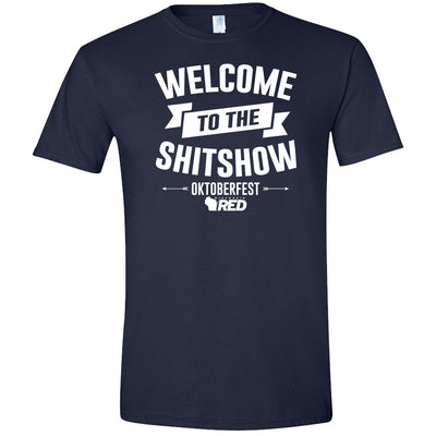 Oktoberfest: Welcome to the Sh*tshow T-Shirt