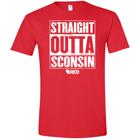 Straight Outta Sconsin T-Shirt