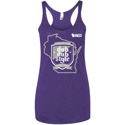 Whitewater: Homecoming - Dub Dub Style Racerback