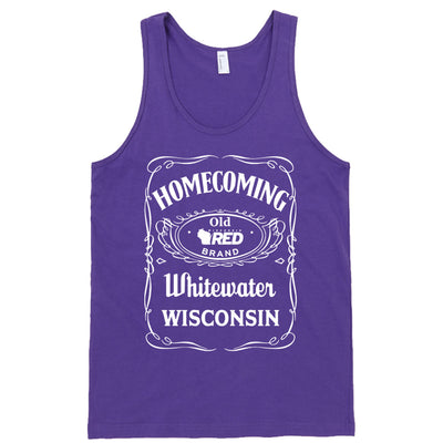 Whitewater: Homecoming - Old Whitewater Tank Top