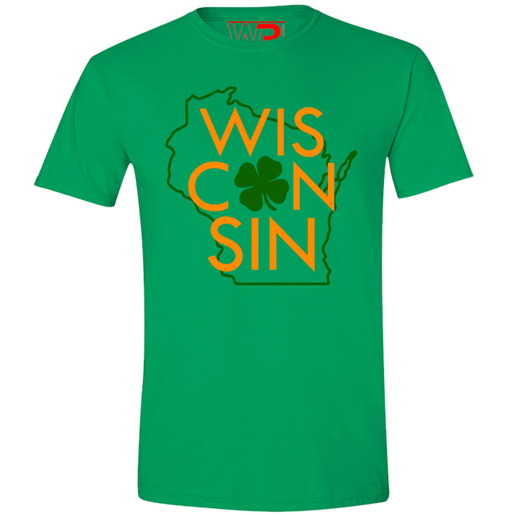 St. Paddy's WiscOnsin T-Shirt