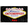 Oktoberfest: Welcome to Fabulous Oktoberfest Flag