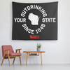 Outdrinking Your State Tapestry