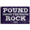 Whitewater: Football - Pound the Rock Flag (Rocky)