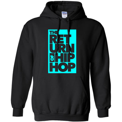 Cypher Circuit: Return Hooded Sweatshirt
