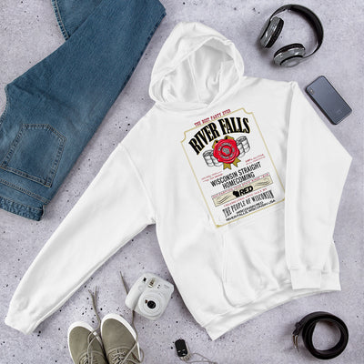 River Falls: Homecoming - Cheers Hooded Sweatshirt