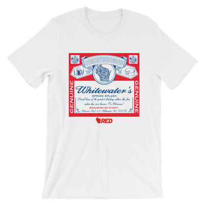 Whitewater: Spring Splash King of Parties T-Shirt