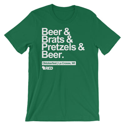 Oktoberfest Essentials T-Shirt