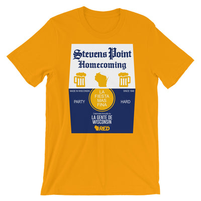 Stevens Point: Homecoming - Extra T-Shirt