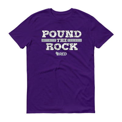 Whitewater: Football - Pound the Rock T-Shirt