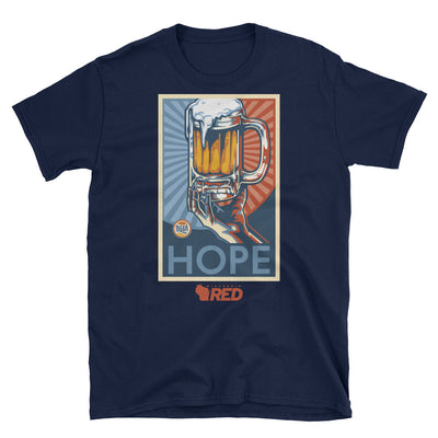 Hope with Beer T-Shirt