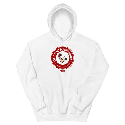 Madison: Gettin' Hammered Hooded Sweatshirt
