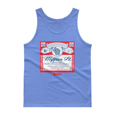 Madison: Mifflin King of Parties Tank Top