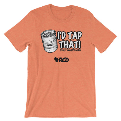Stout: Homecoming - I'd Tap That T-Shirt
