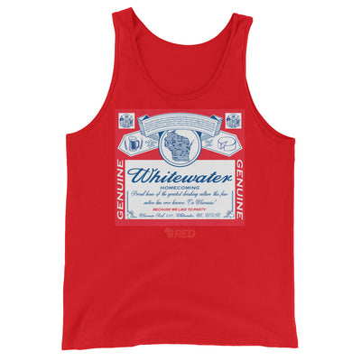 Whitewater: Homecoming - King of Parties Tank Top