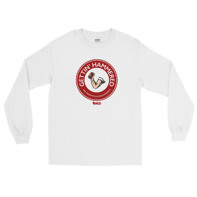 Madison: Gettin' Hammered Long Sleeve Shirt
