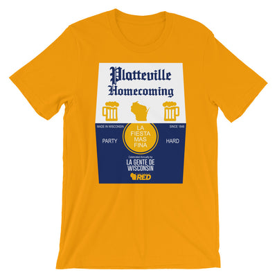 Platteville: Homecoming - Extra T-Shirt