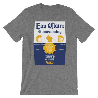 Eau Claire: Homecoming - Extra T-Shirt