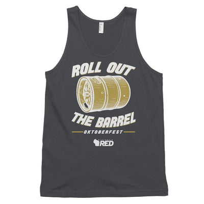 Oktoberfest: Roll Out The Barrel Tank Top