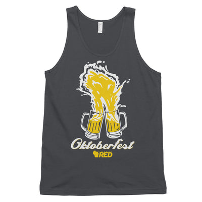 Oktoberfest: Wisconsin Cheers Tank Top