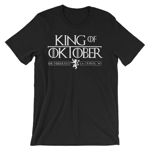Oktoberfest: King of Oktober T-Shirt