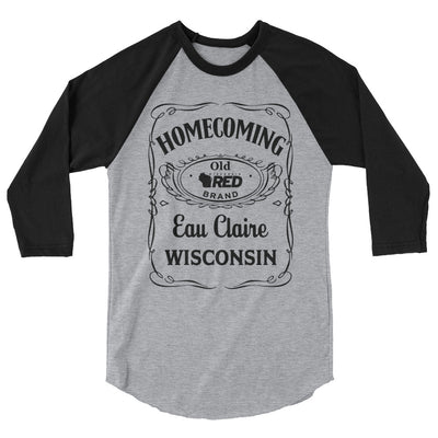 Eau Claire Homecoming: Old EC Raglan