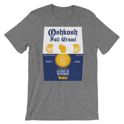 Oshkosh: Fall Pub Crawl - Extra T-Shirt