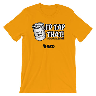 Eau Claire Homecoming - I'd Tap That T-Shirt