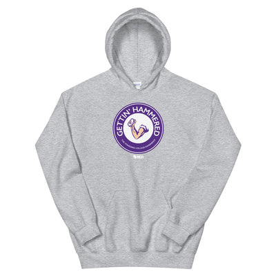 Whitewater: Gettin' Hammered Hooded Sweatshirt