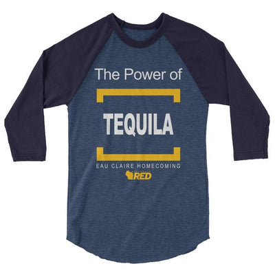 Eau Claire Homecoming: The Power of Booze Raglan