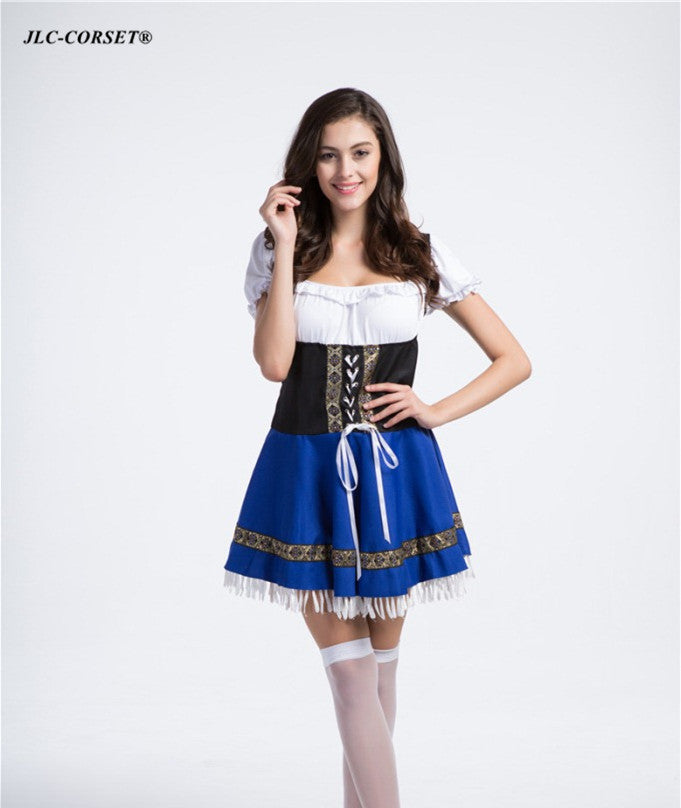 Oktoberfest Beer Girl Outfits
