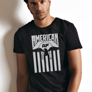 American AF unisex t-shirt, birthday, Christmas, second amendment, NRA, freedom gift