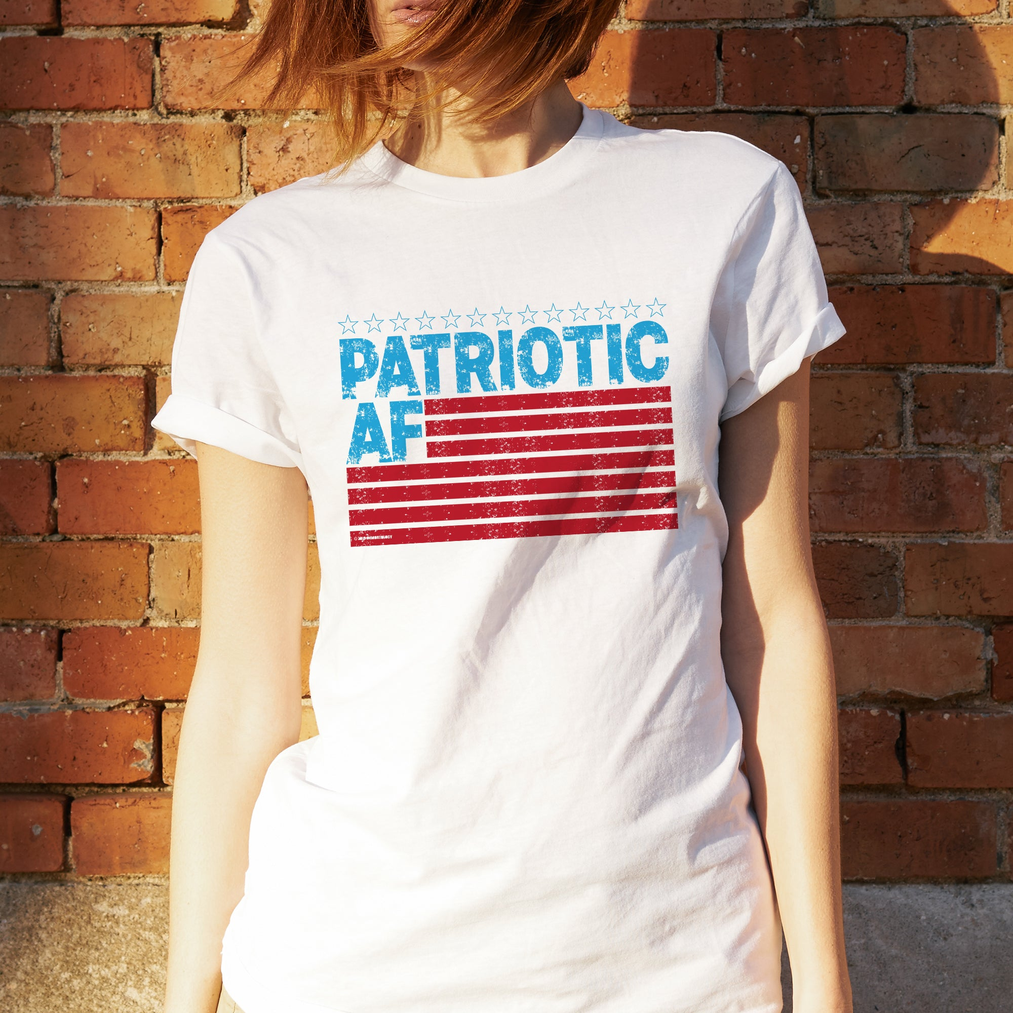 Patriotic AF unisex t-shirt, birthday, Christmas, second amendment, NRA, freedom gift