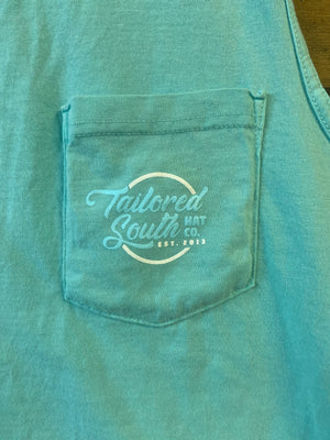 """Anchored in the South"" Pocket Tank"