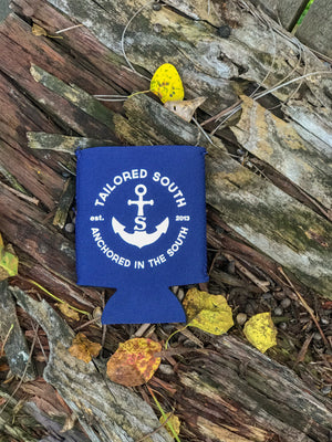 Anchored Koozie