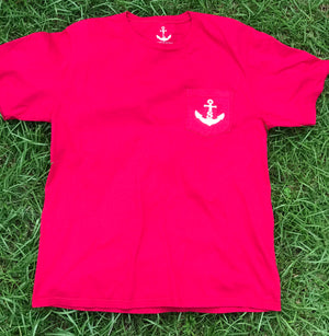 Original Anchor Short Sleeve Pocket T