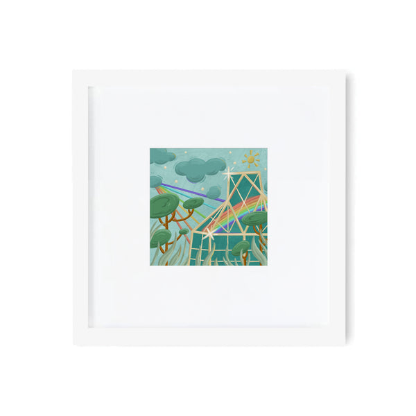The Land Art Print