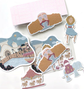 Boardwalk Sticker Bundle