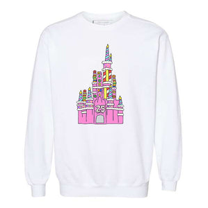 White Cake Castle Crewneck
